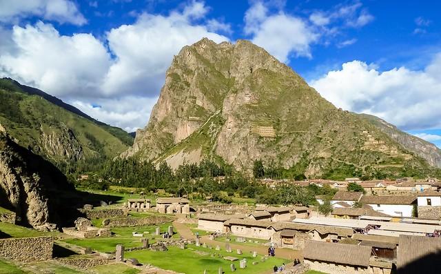 Ollantaytambo, Cusco, Peru