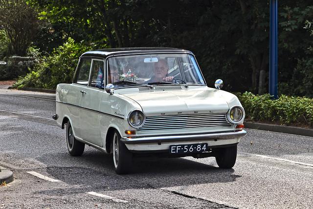 Opel Kadett A 1965 (9526)