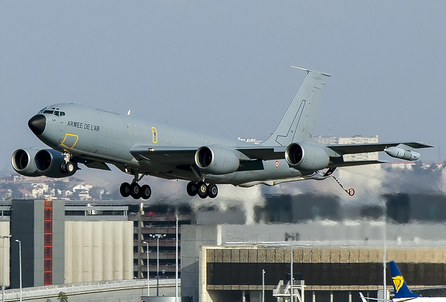 740  France - Air Force Boeing C-135FR Stratotanker (717-165)