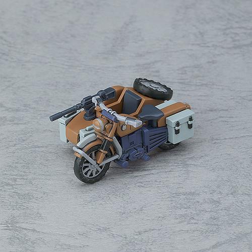 最擅長山岳地形!《太陽之牙達格拉姆》COMBAT ARMORS MAX20 Soltic H102 Bushman 強化型背包裝置形態(ソルティック H102 ブッシュマン 強化型ザック装着タイプ)