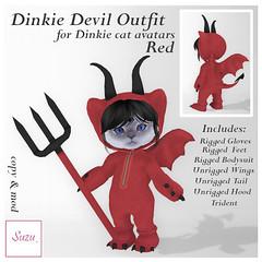 Dinkie Devil Outfit