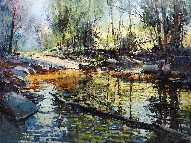 Cedar Creek - Michael Cawdrey