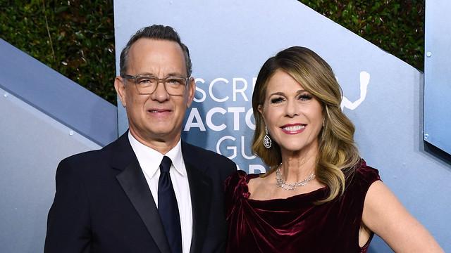 Tom Hanks dan Isteri