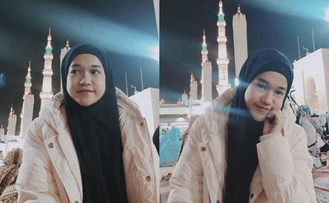 Tampil Manis Bertudung, Ernie Zakri Doa Semoga Kekal Istiqamah