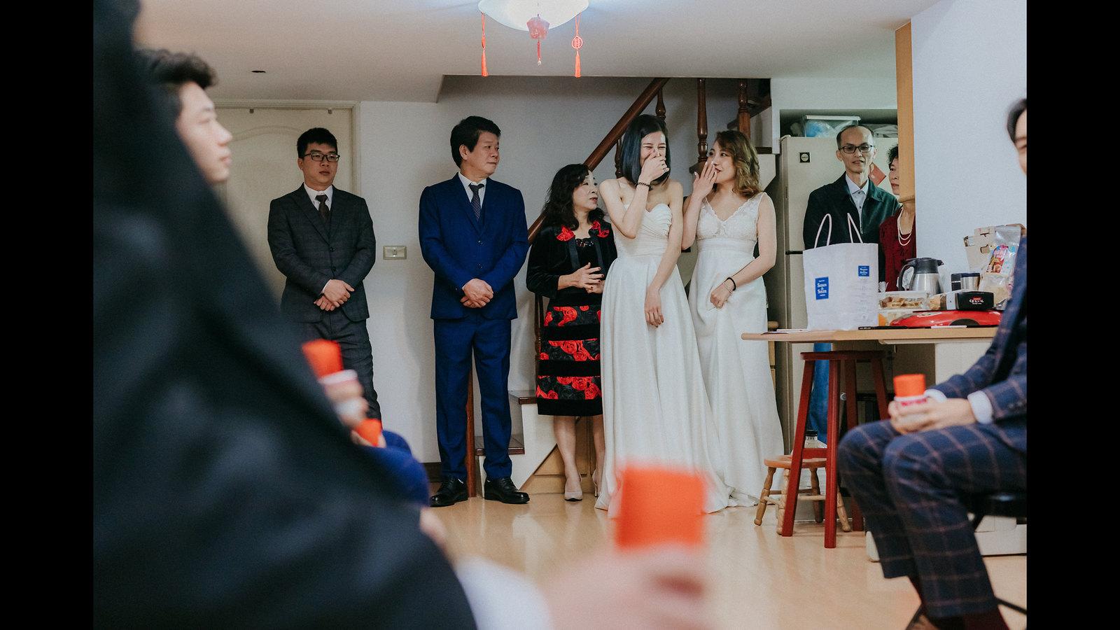 [婚攝] James & Iynn 彭園婚宴會館-三重館 婚禮精選