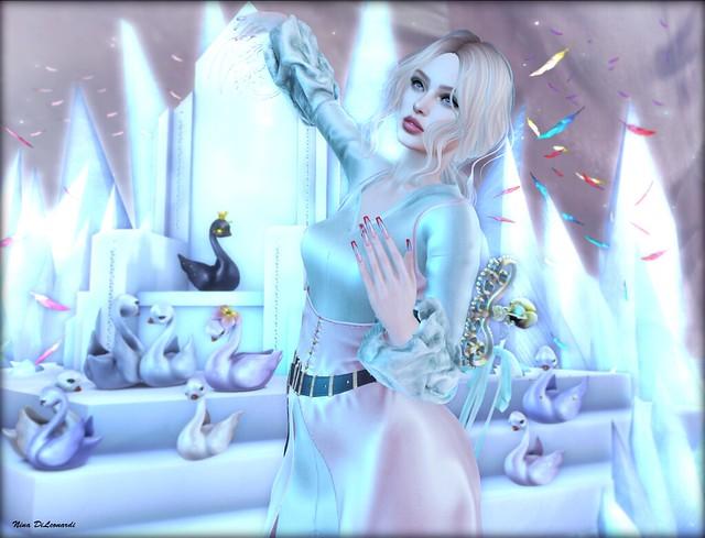 - Swan Queen -