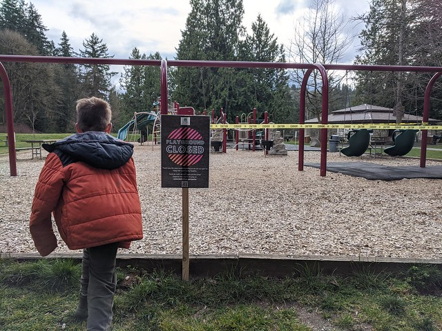 Pandemic: Closed Playground