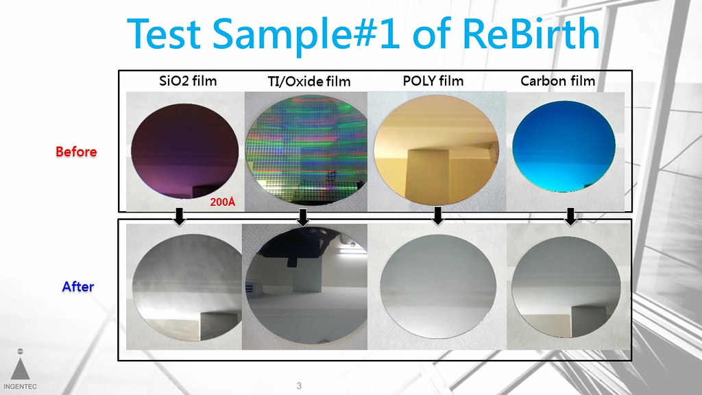 Test Sample#1of ReBirth