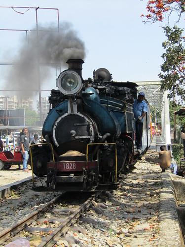 indianrailways northeastfrontierrailway b782 darjeelinghimalayanrailway
