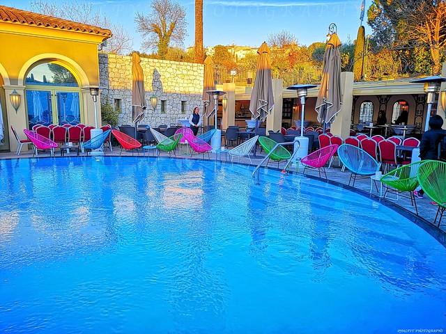 Hôtel 5 étoiles Le Mas Candille à Mougins - Côte d'Azur France -IMG_20190308_180850