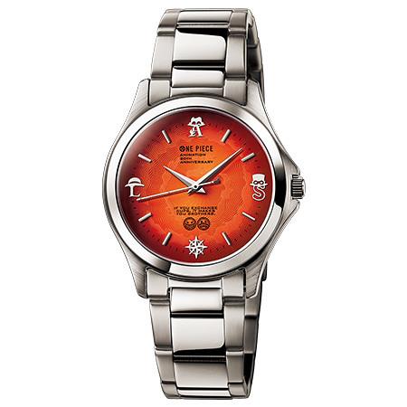 艾斯的意志,由我們來繼承!PREMICO《ONE PIECE 航海王》動畫20周年紀念「三兄弟的羈絆」限量錶(ワンピース 三兄弟の絆 オフィシャルライセンス腕時計)