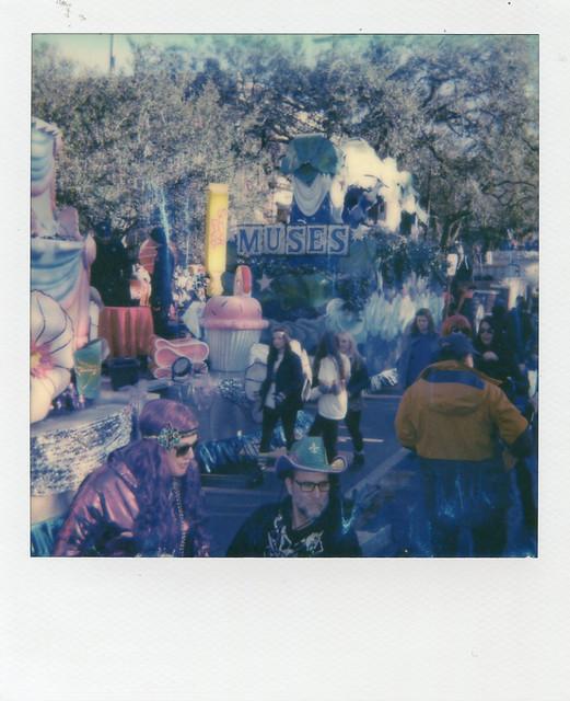 Muses - Polaroid OneStep Express
