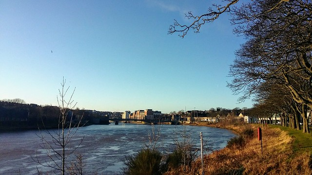 River Dee, Aberdeen, Feb 2020