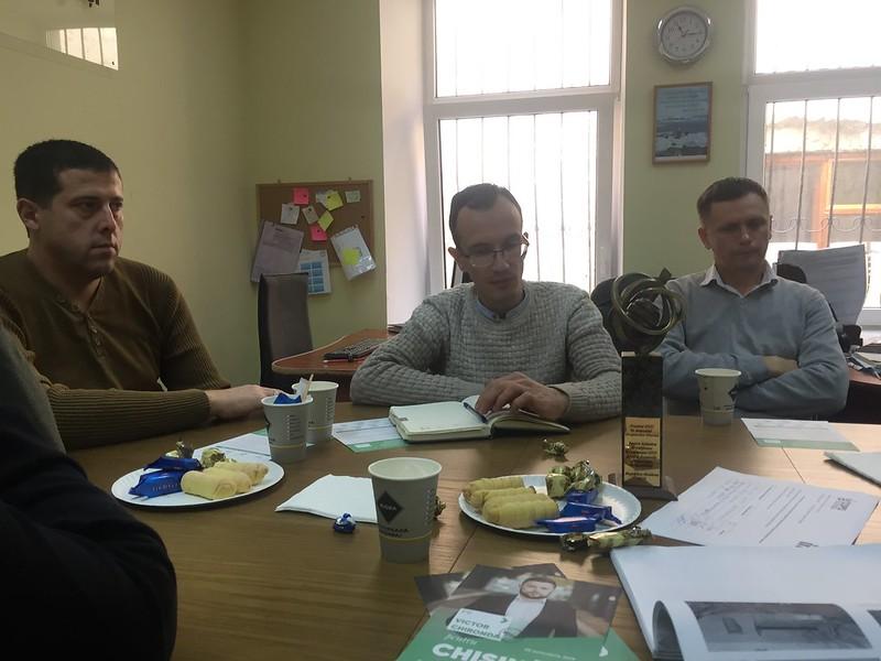 Promovarea participării cetățenilor pentru un mediu accesibil în mun. Chișinău