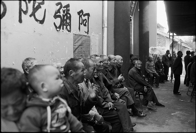 2010.10.25.[10] Zhejiang Yuyue Town Lunar September 19 Yuhuang Temple Festival 浙江 禹越镇九月十九禹皇庙大节-87