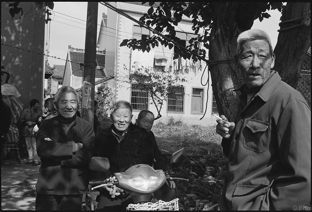 2010.10.25.[10] Zhejiang Yuyue Town Lunar September 19 Yuhuang Temple Festival 浙江 禹越镇九月十九禹皇庙大节-85