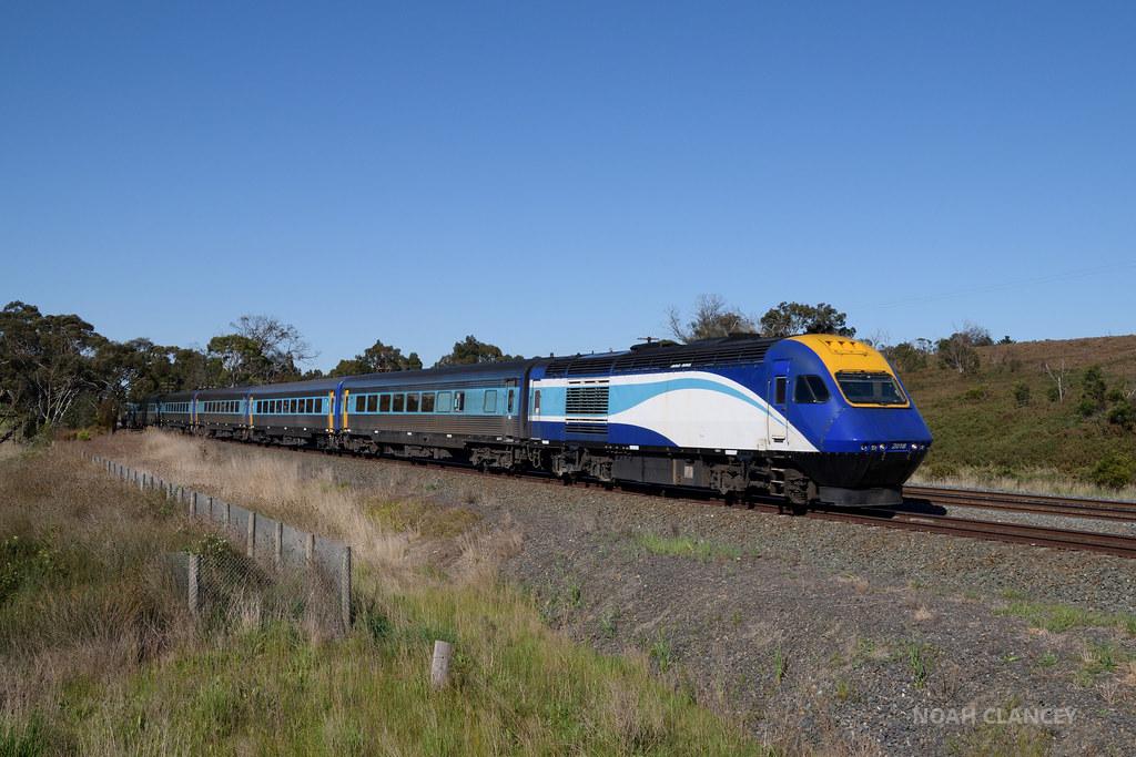 Express Passenger by Noah_Clancey