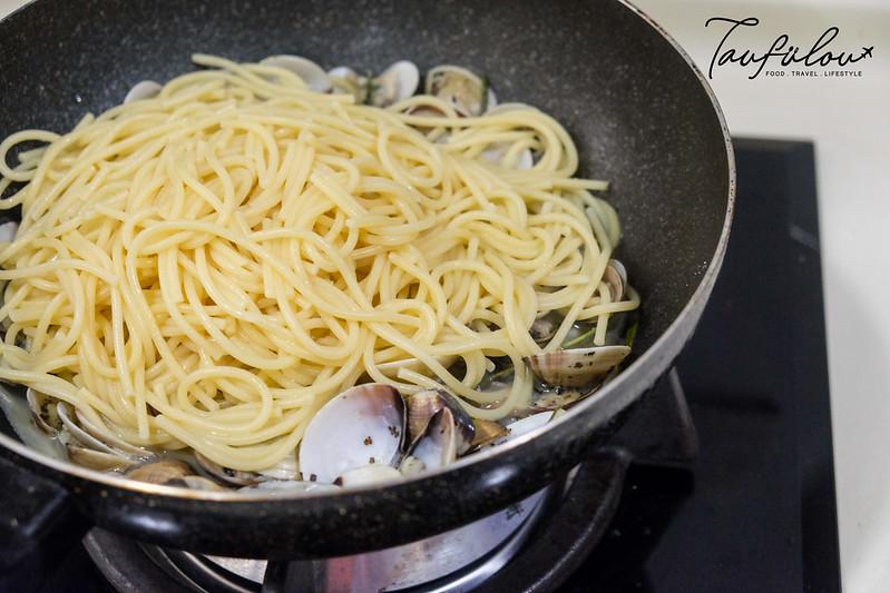 Spaghetti Vongole (9)