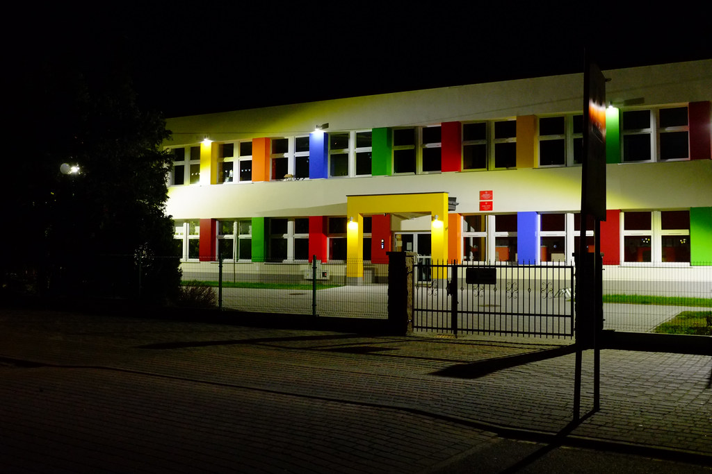Kolorowe przedszkole / Colorful kindergarten