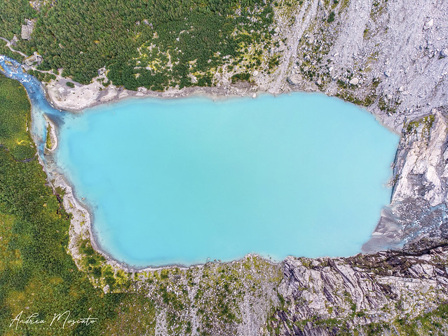 Briksdalsbreen Lake - Jostedalsbreen National Park (Norway)