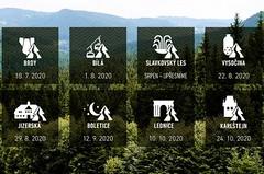 Běhej lesy mění termínovku, kvůli epidemii přesouvá závody