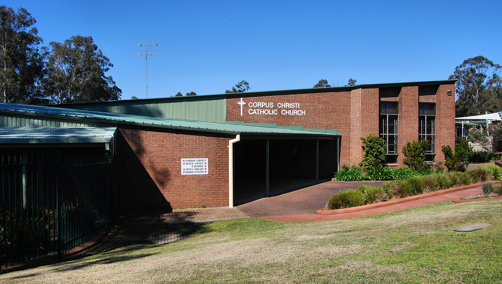 Corpus Christi Catholic Church, Cranebrook, Sydney, NSW.