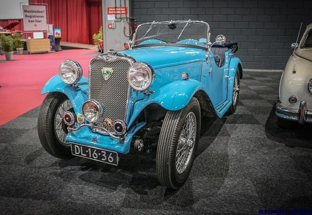 1936 Singer Le Mans - DL-16-36