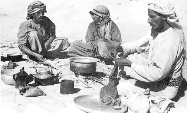 """4405 A """"Year of Hunger"""" – When Saudis had nothing to eat for the full year 01"""