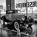 Auburn Cord Duesenberg Automobile Museum 04-28-2019 46 - 1930 Auburn 6-85 BW HDR