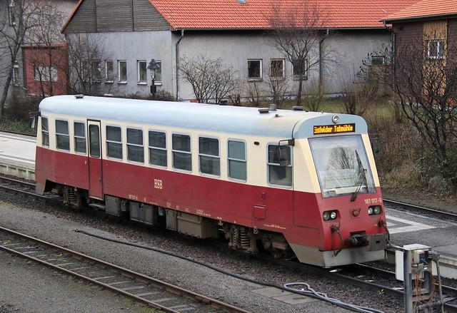 HSB railcar