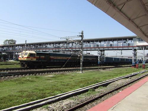 indianrailways northeastfrontierrailway newjalpaiguri wdg4 12954