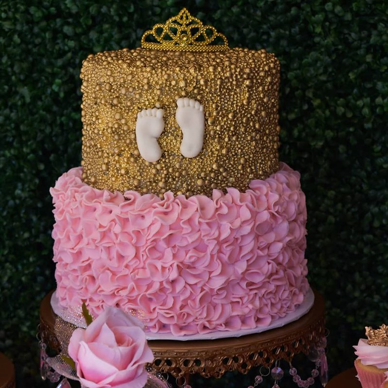 Cake by Dani's Dulce Confections