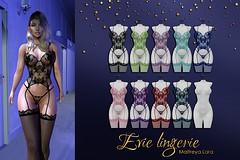 MAAI Evie lingerie + GIVEAWAY