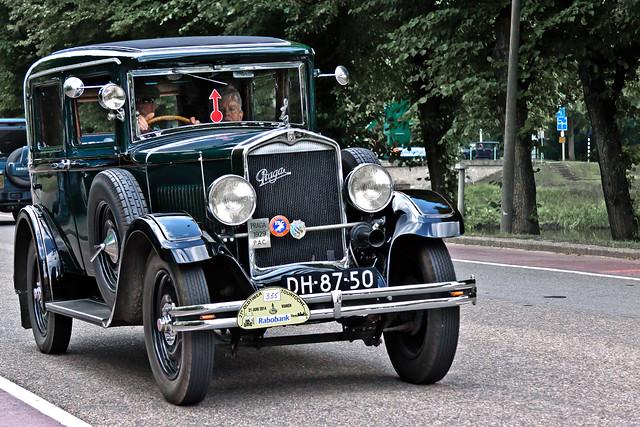 Praga Picollo Luxus Sedan 1929 (1678)
