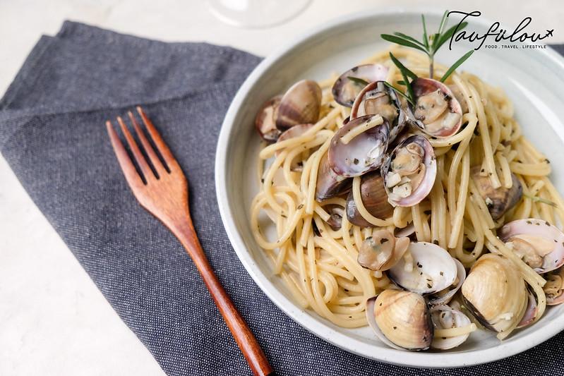Spaghetti Vongole (13)