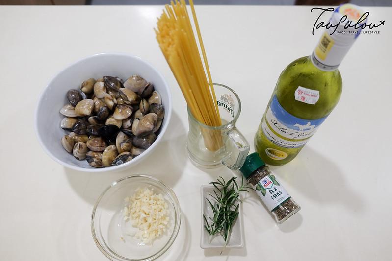 Spaghetti Vongole (5)
