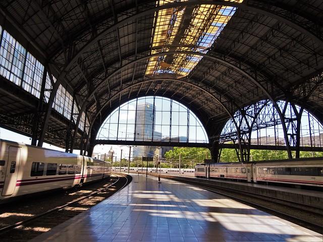 Barcelona Estación de Francia..