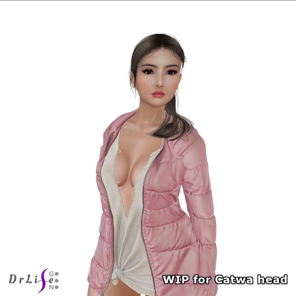 WIP for XueMei on Catwa 1