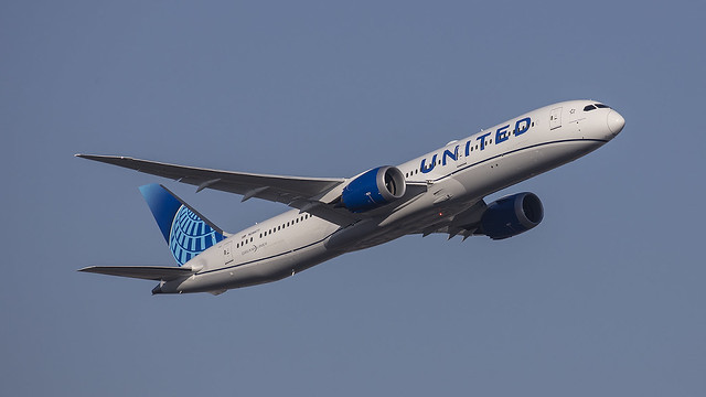 N29977, Boeing 787-9 United Airlines @ Frankfurt FRA EDDF