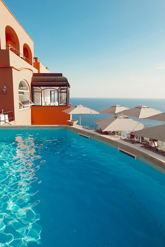 The Little Magpie Capri Punta Tragara Hotel