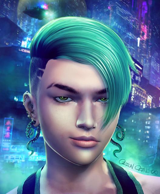 Cybernetic Jade