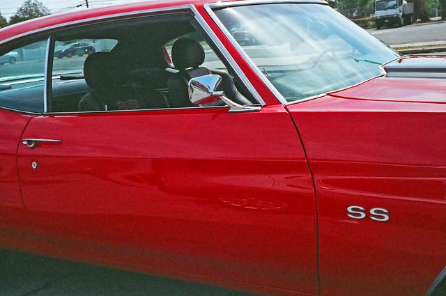 Red Camaro SS - Analog; Long Island, New York