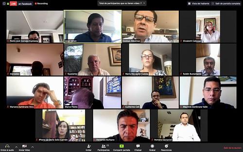 COMISIÓN DE DESARROLLO ECONÓMICO,  QUITO, 25 DE MARZO 2020