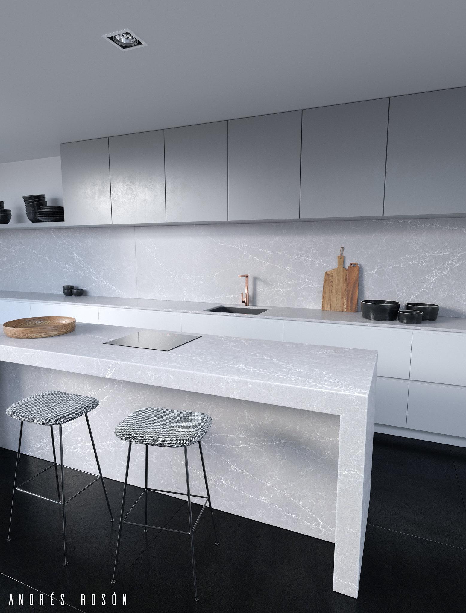 Laugar kitchen
