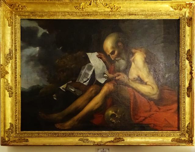 pintura religiosa Catedral de Jerez de la Frontera Cadiz 05