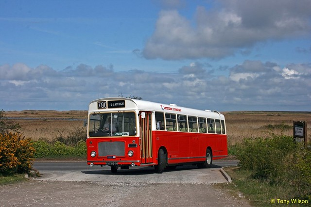 WNG864H National Bus Company NBC Eastern Counties ECOC RLE864