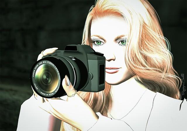 Eye Behind the Image