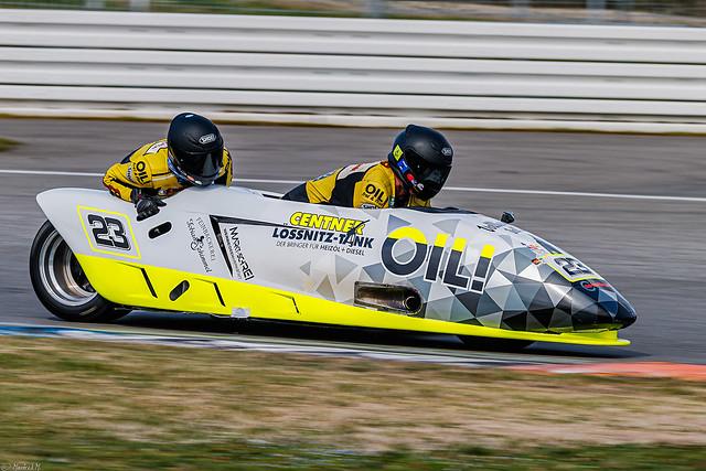 #23 - LCR-Suzuki 1000 2006 - Centner Motorsport - Wolfram+Nanett Centner - Gruppe 1