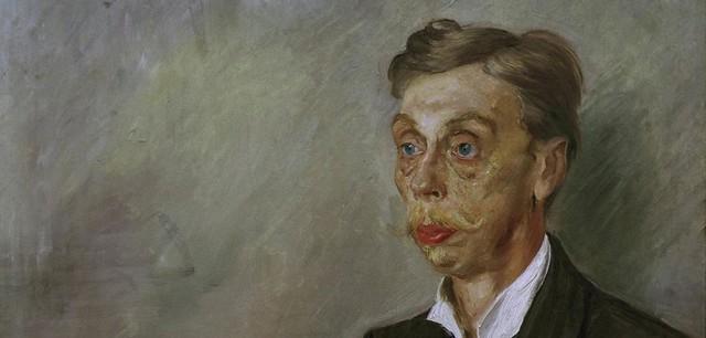 Eduard von Keyserling ritratto da Lowit