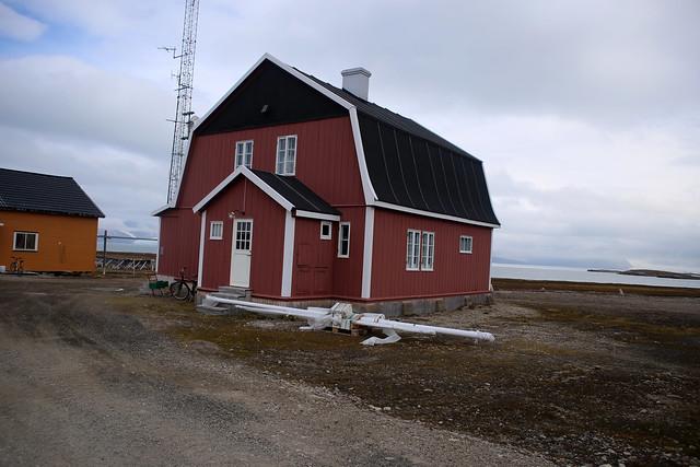 The Amundsen Villa, Ny-Ålesund